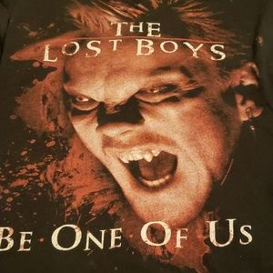 Lost Boys Women's V Neck Tee